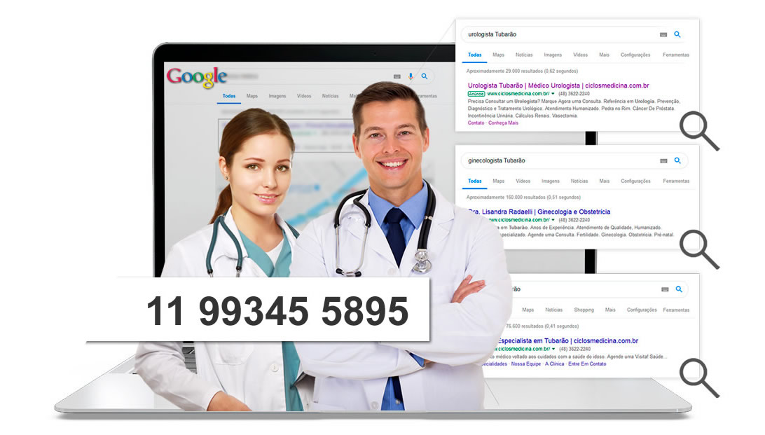 Agência de Marketing Digital para Médico