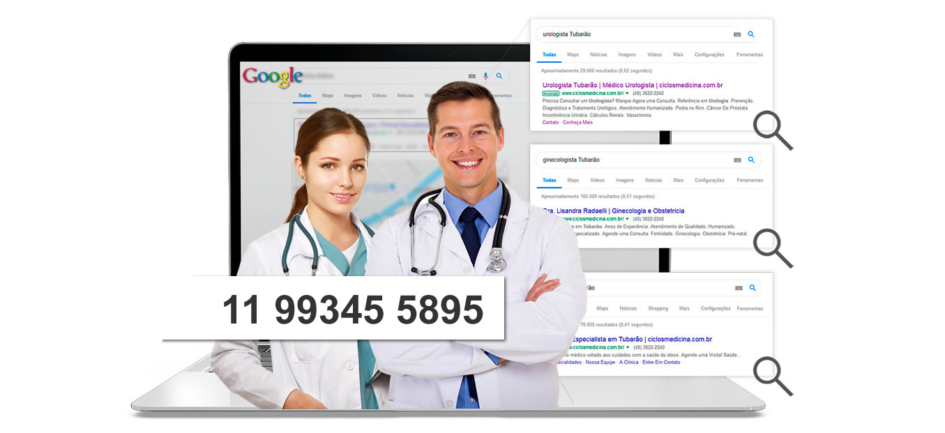 Agência de Marketing Digital para Médicos