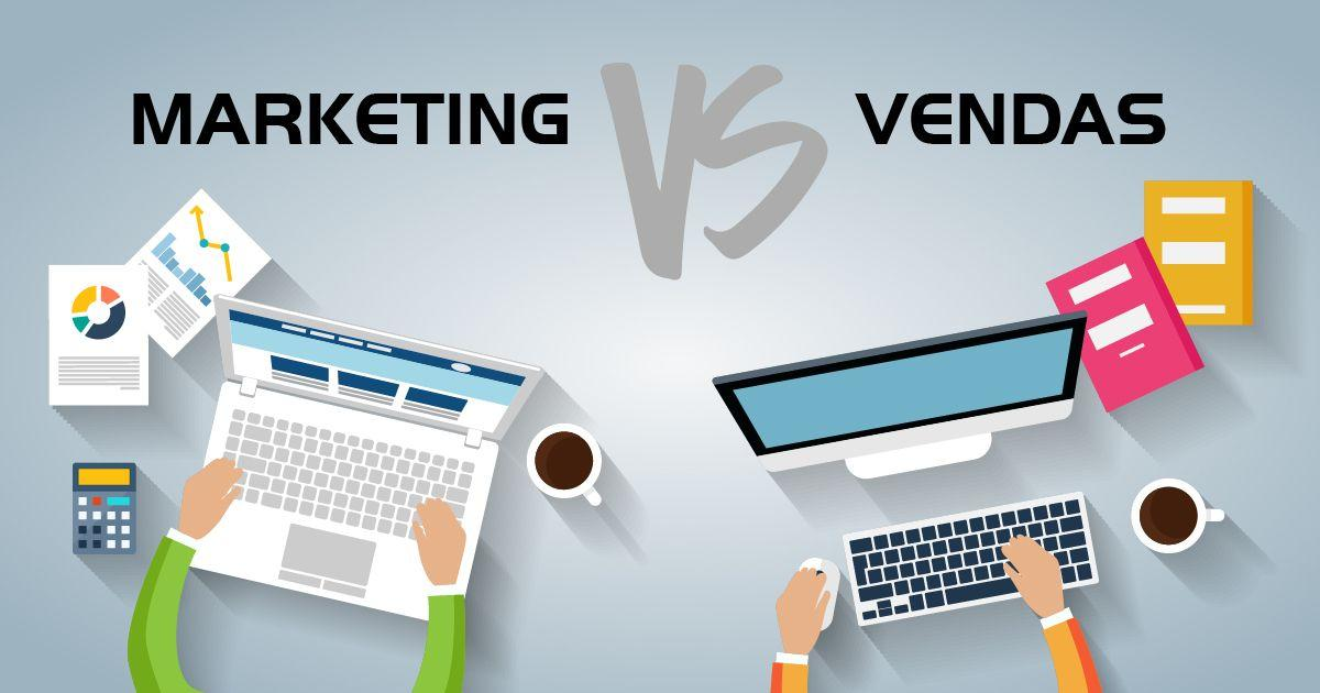 Curso de Vendas e Marketing
