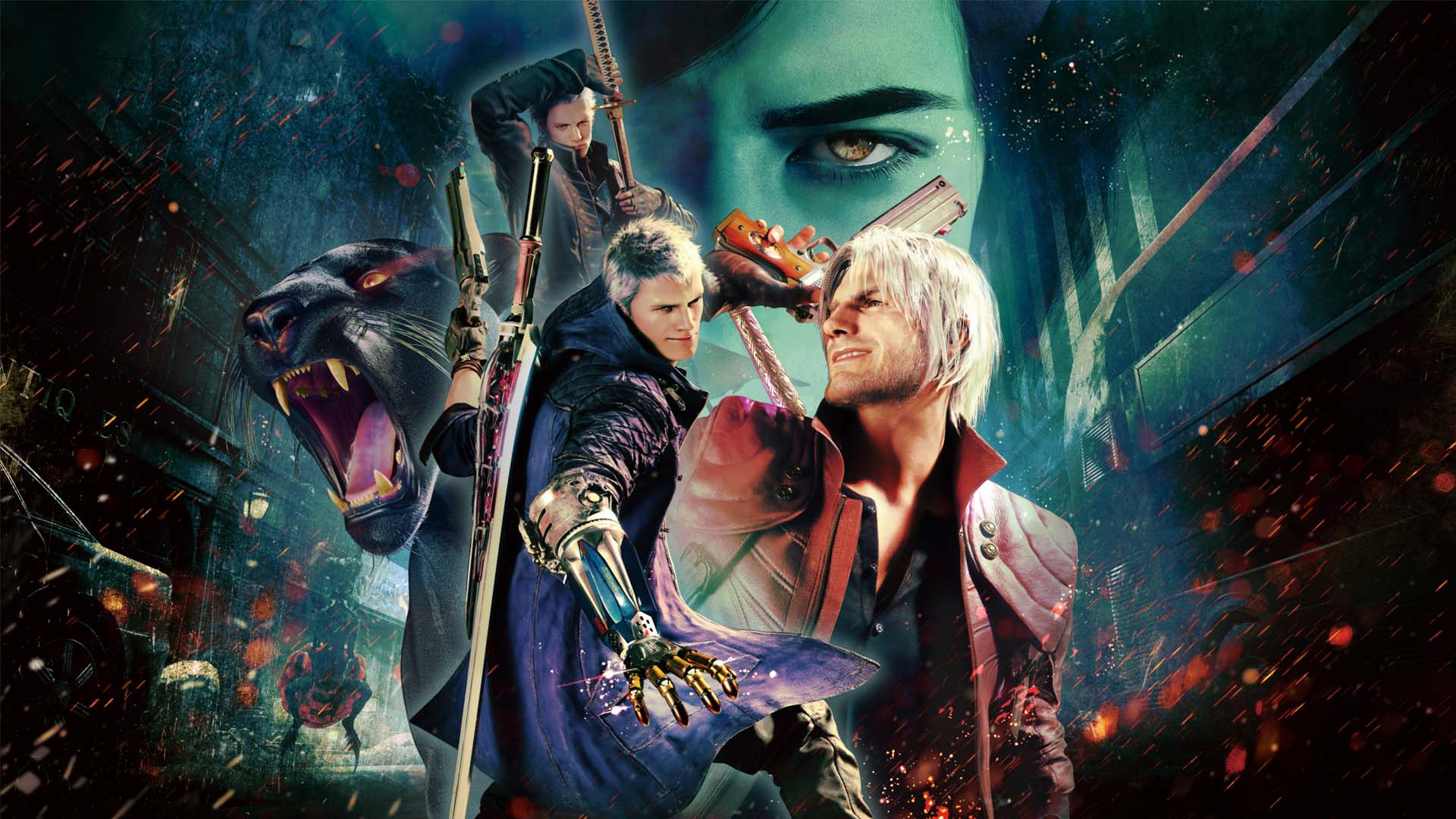 Devil May Cry 5 Special Edition não terá ray tracing no Xbox Series S