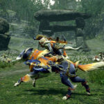 Monster Hunter Rise ganha trailer de gameplay com a Great Sword