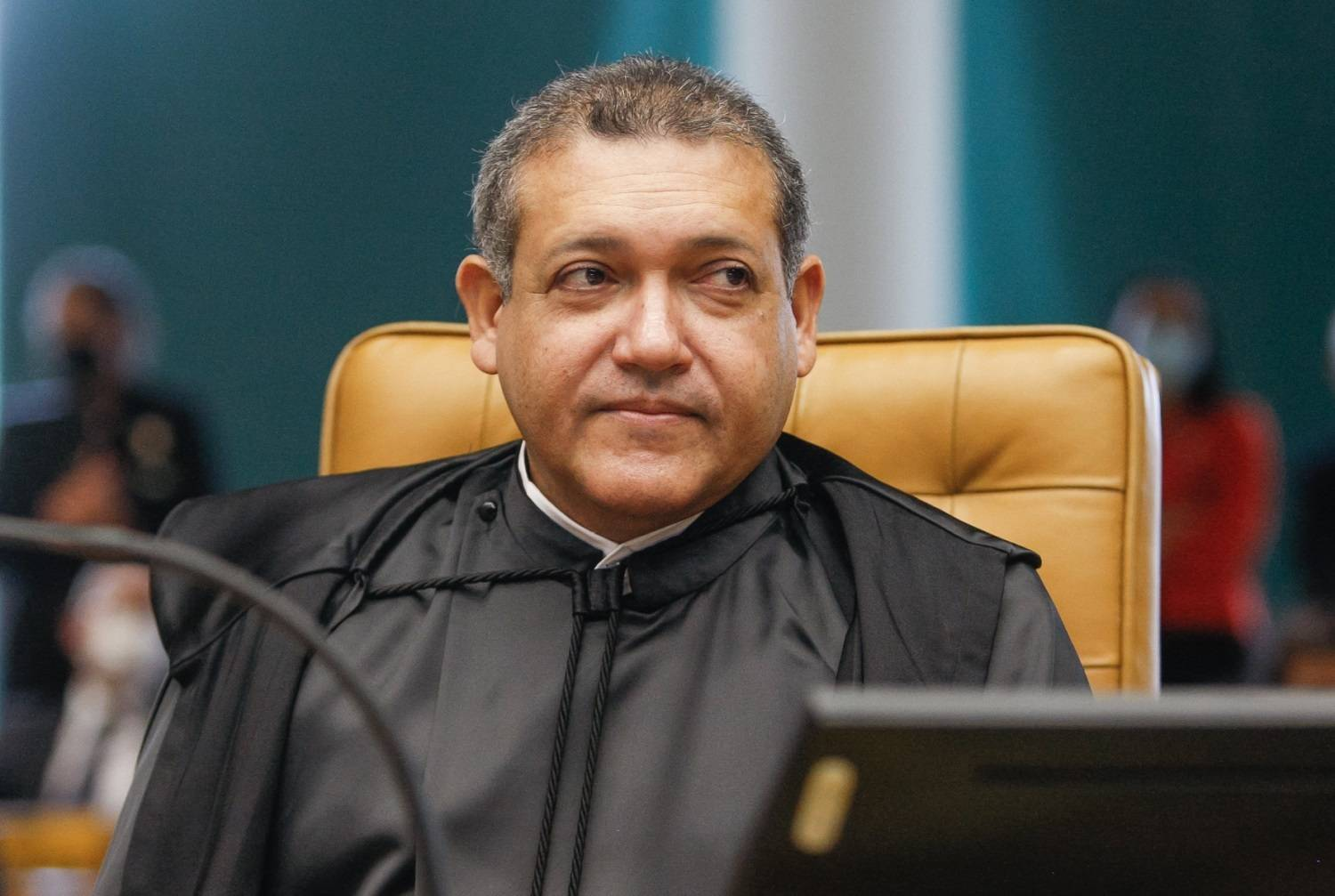 Nunes Marques, do STF, herda mais de 1.500 processos de Celso de Mello